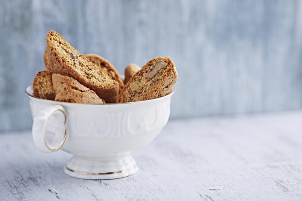 Biscotti – perfekt til kaffen!