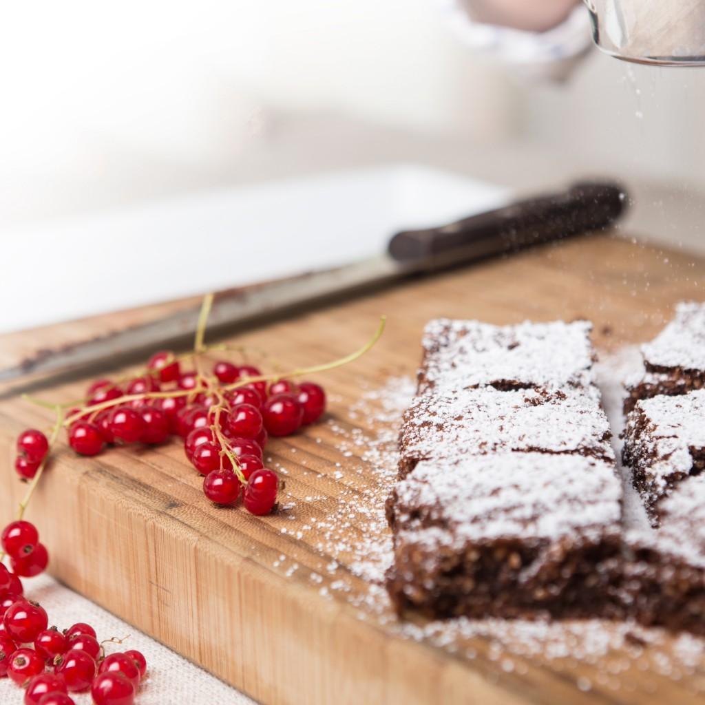 Glutenfri brownie