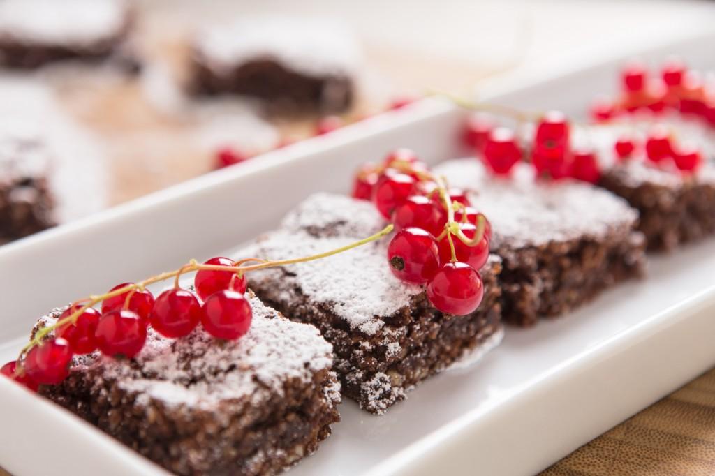 Opskrift:Brownies