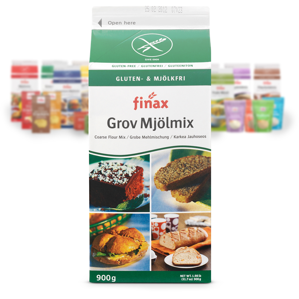 Produkt:Grov Melmix