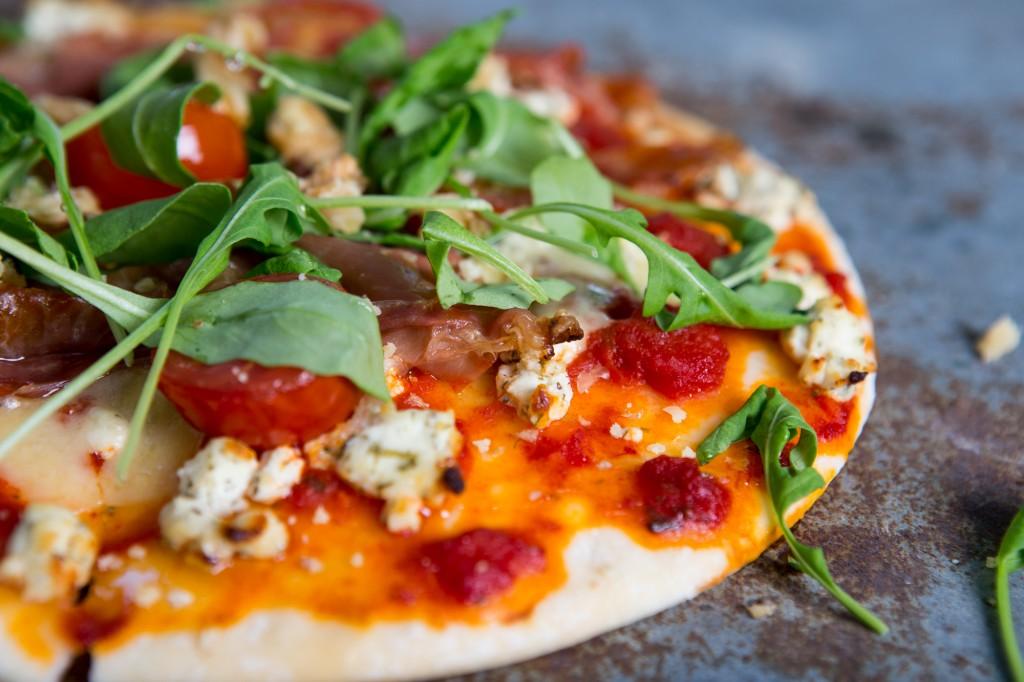 Opskrift:Pizza