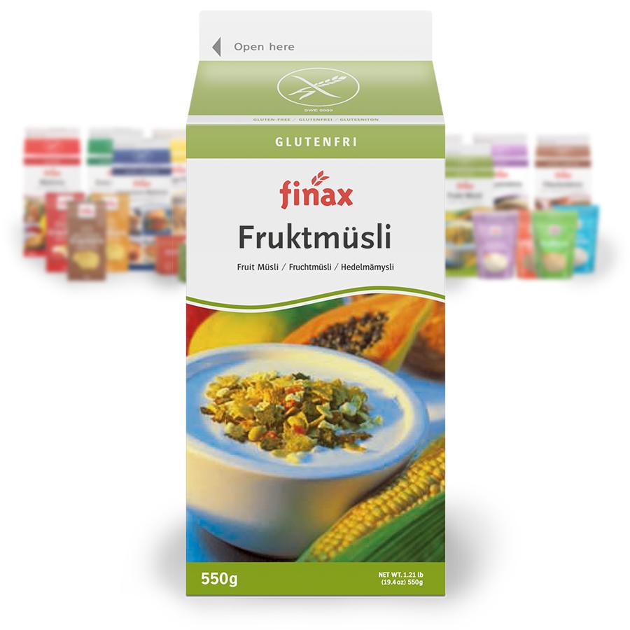 Produkt:Frugtmüsli