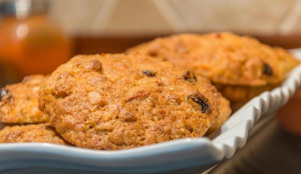 Crunchy müsli or flakes make filngflarn extra crispy.