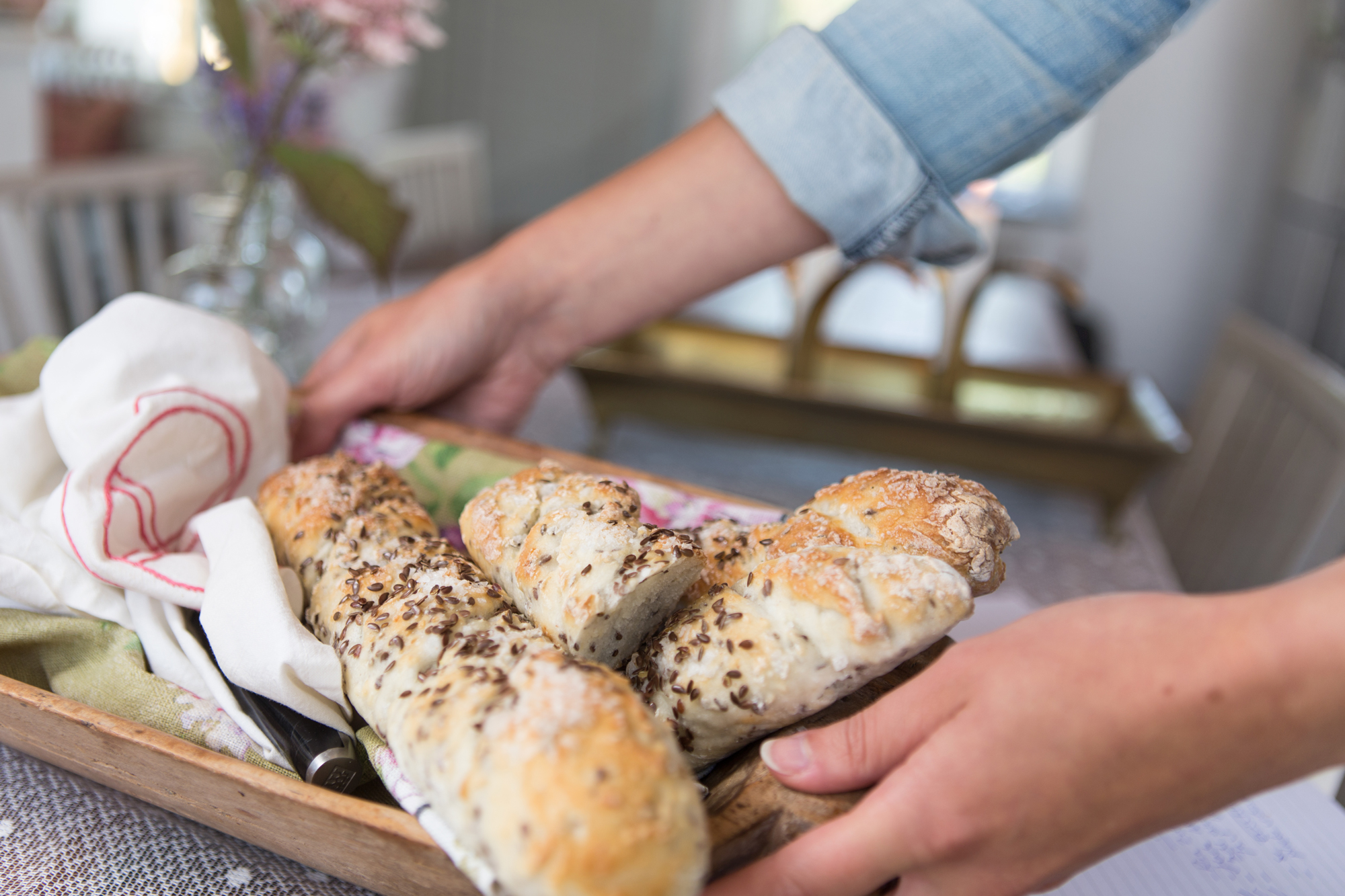 Reseptit:Näin onnistut gluteenittoman leivän leivonnassa
