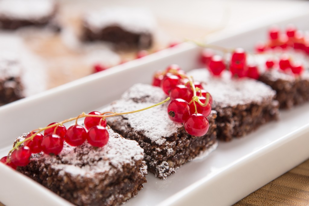 Recept: Brownies
