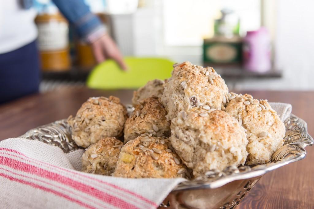 Recept:Brytbröd med müsli