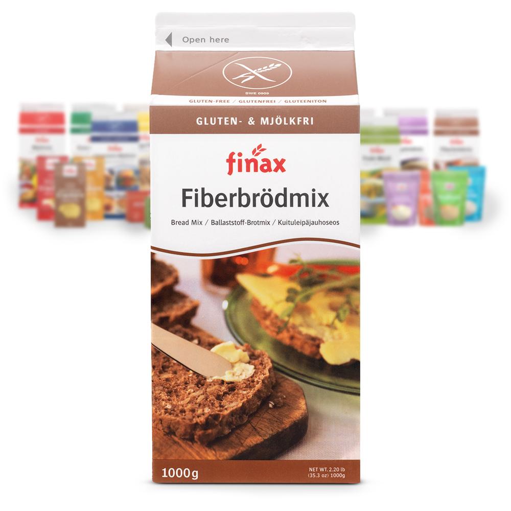 Produkt:Fiberbrödmix