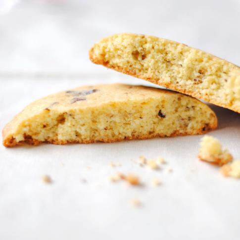 Spröda, goda vaniljkakor