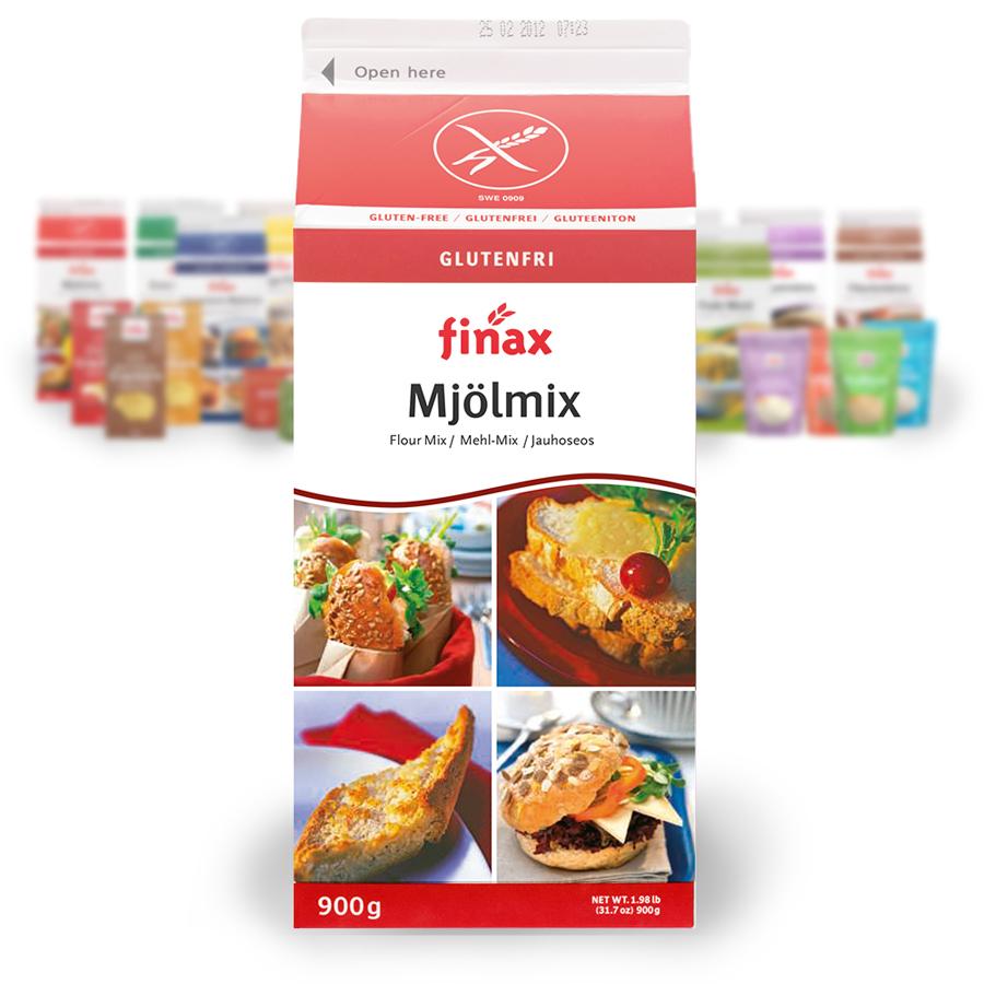 Produkt:Mjölmix