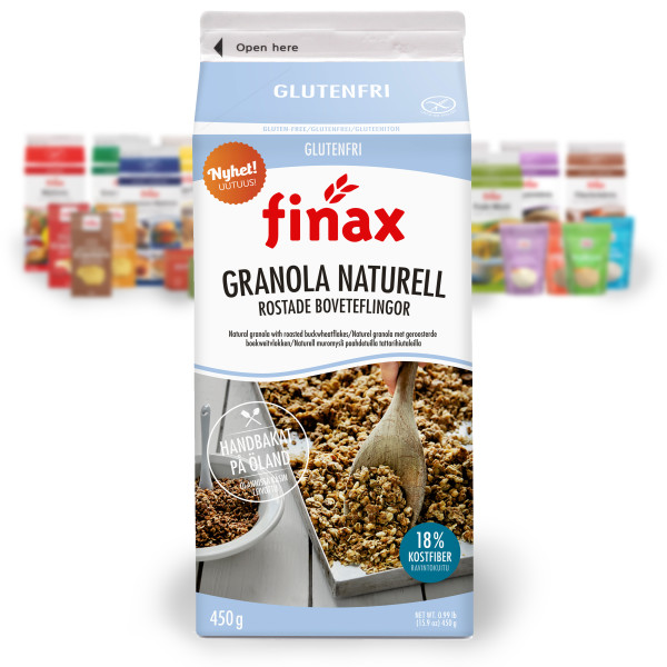 Granola-Naturell