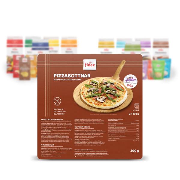pizzabottnar