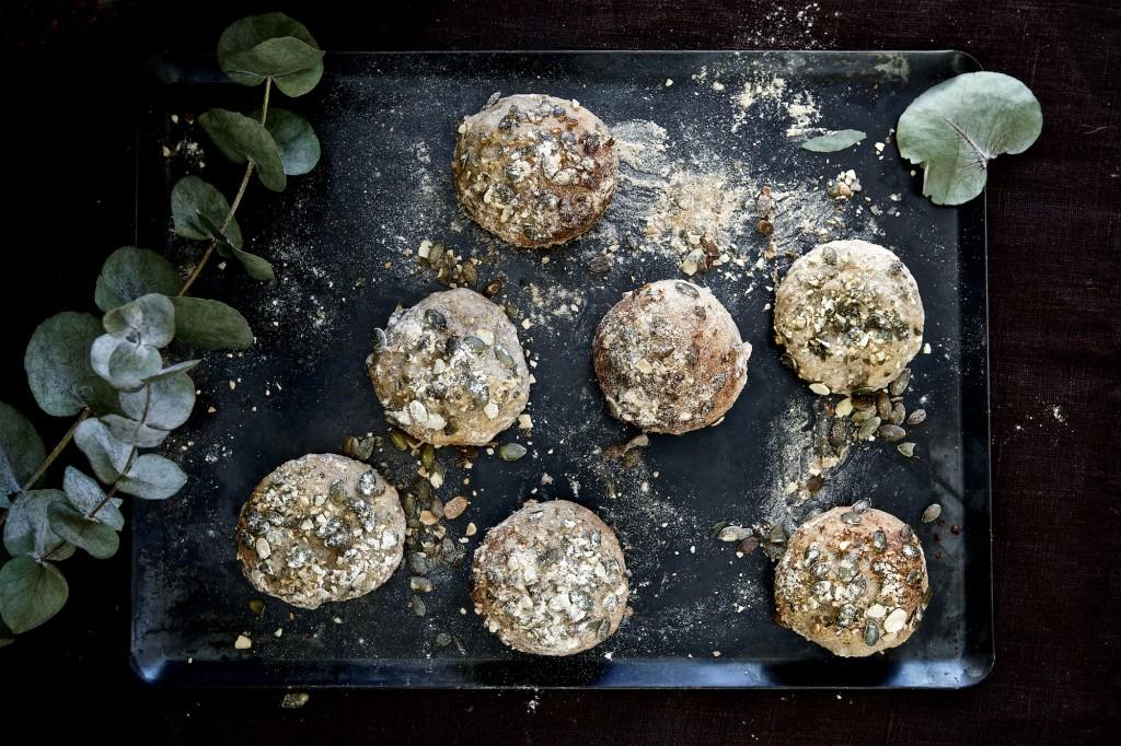 Recept:Amaranthfralla med pumpakärnor