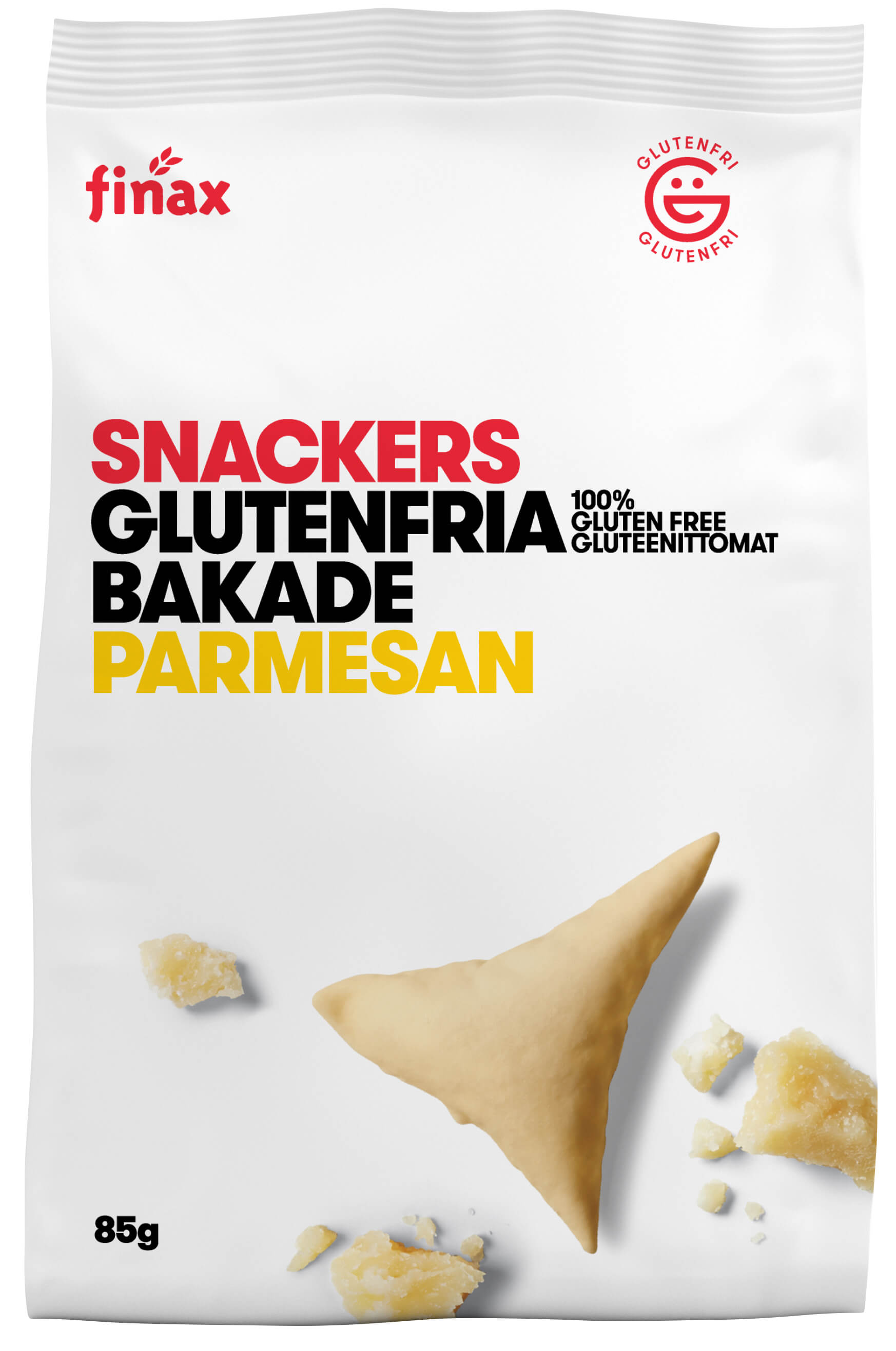 Produkt: Snackers parmesan